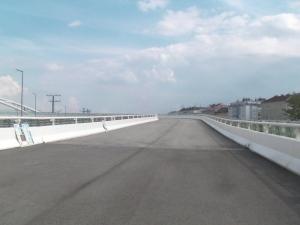 Auffahrt zur Südbahnhofbrücke (https://schaffnerin.wordpress.com/2013/02/27/auffahrt-zur-sudbahnhofbrucke/) Mitarbeiter der MA 29 - Brückenbau und Grundbau haben einige Info-Tafeln vorbereitet.